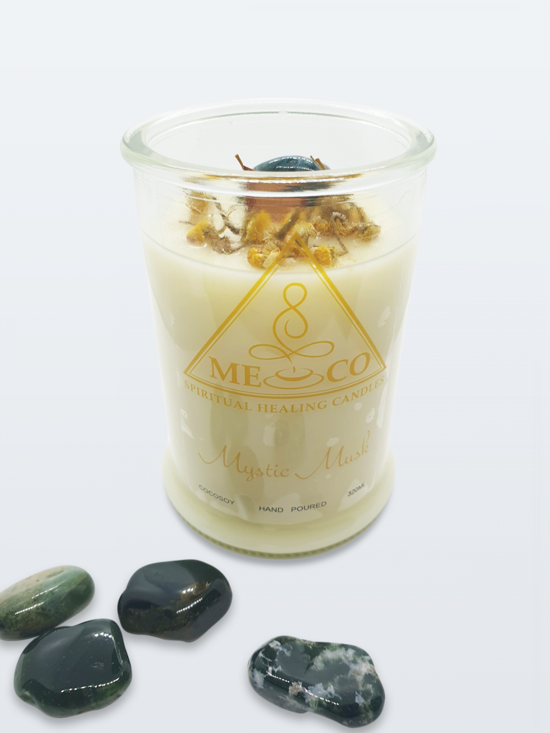 MECO Mystic Musk Candle
